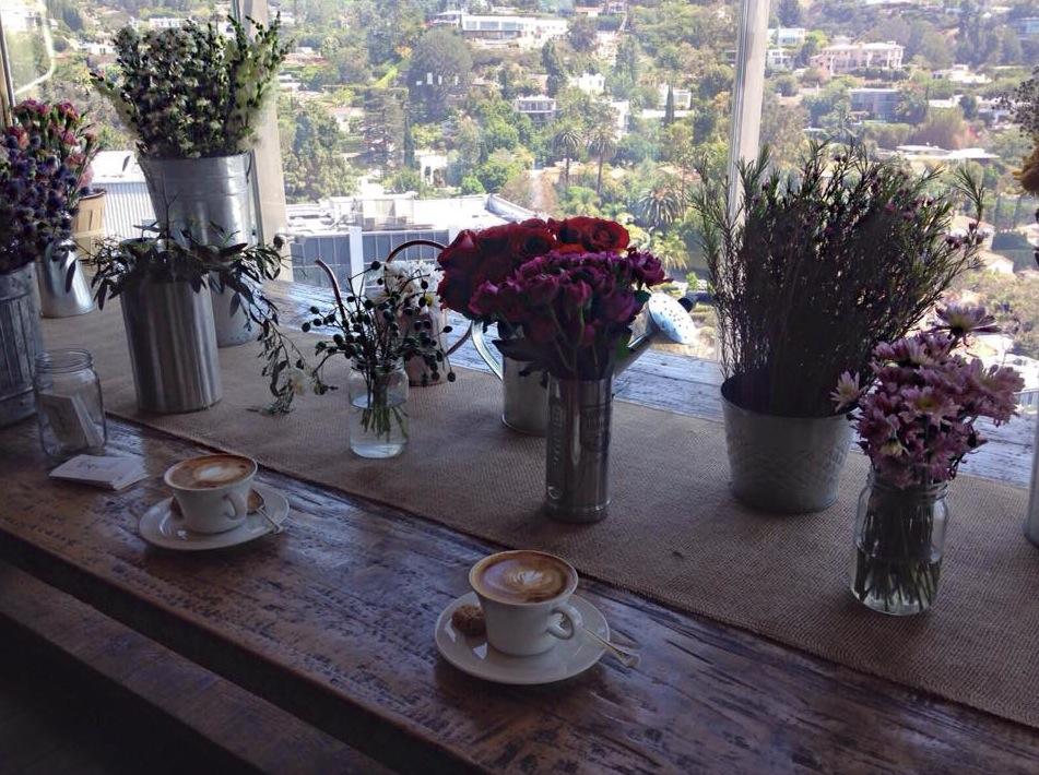 fresh flower crown bar soho house